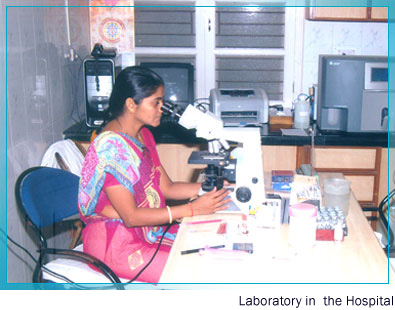 Laboratory in the Hospital