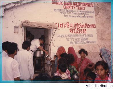 Diwaliben Mohanlal Mehta Trust