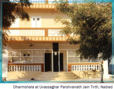 Uvassaghar Parshvanath Jain Tirth Nadiad