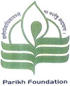 Parikh Foundation logo