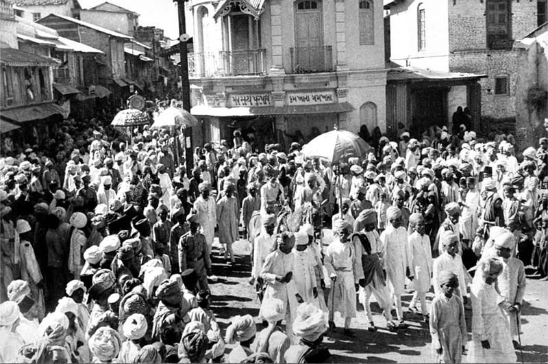 Palanpur State Eid Procession (1940)